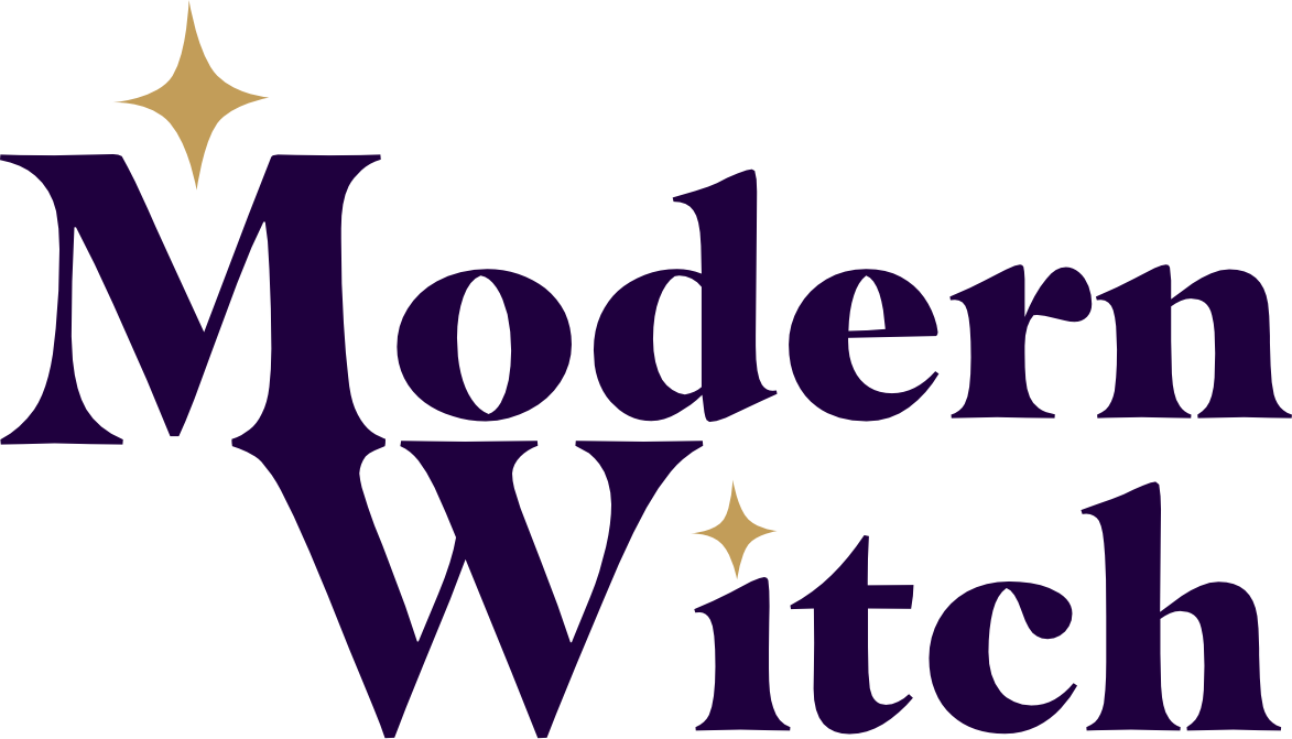 Modern Witch logo