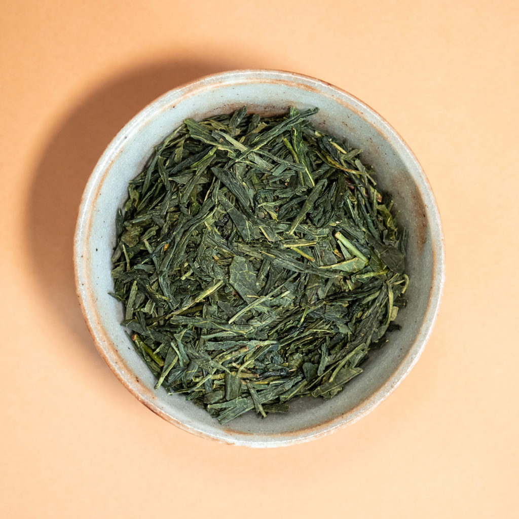thé japonais bancha