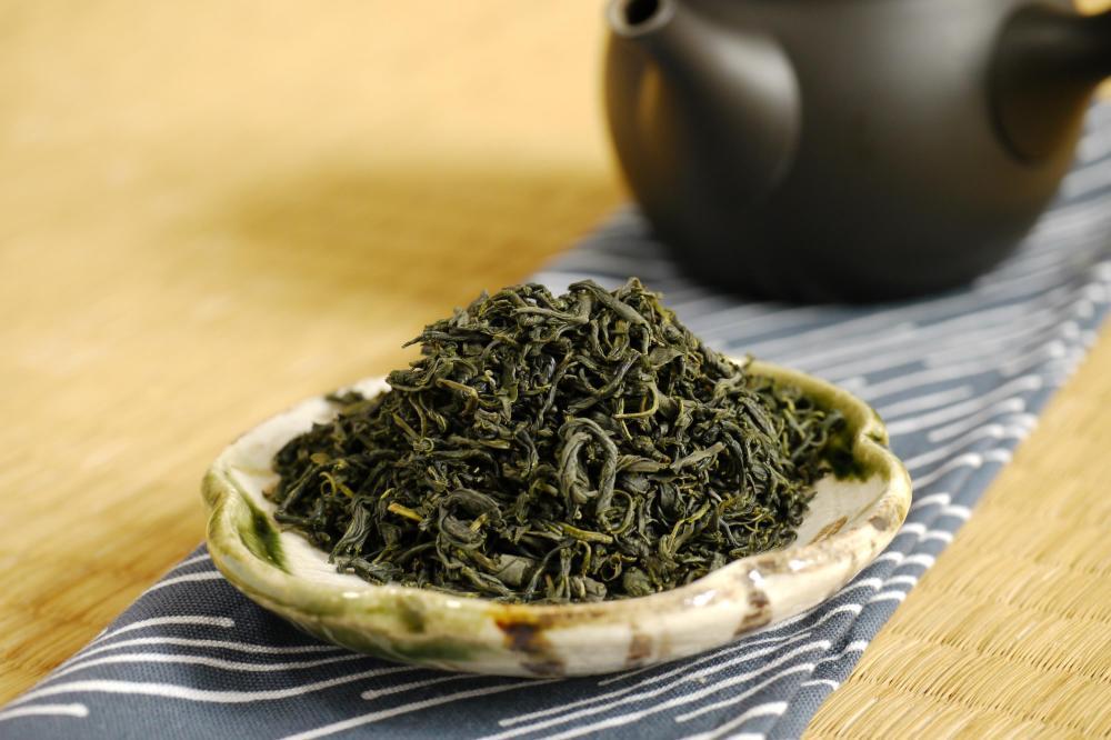 thé japonais Tamaryokucha